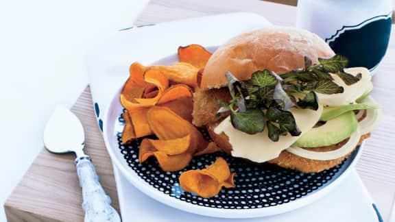 TOP : 10 recettes de sandwichs qui mettent du nouveau dans la boîte à lunch