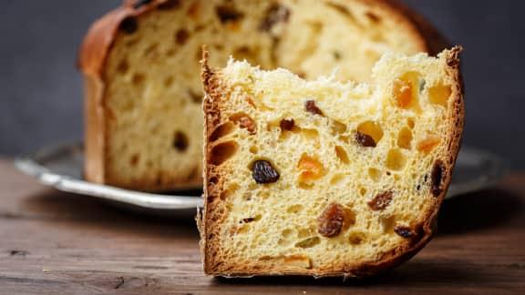 Panettone: le dessert italien de Noël