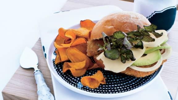Renouvelez vos boîtes à lunch avec ces recettes de sandwichs!
