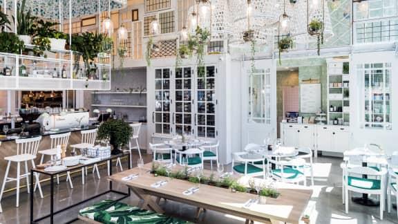 Des restaurants végé à connaître au Québec