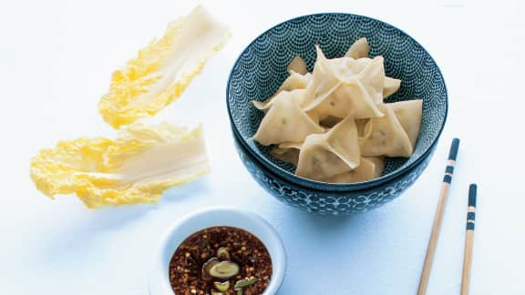 TOP : 8 recettes de dumplings simples et savoureuses