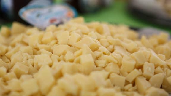 Festival du fromage et du terroir de Saint-Prime