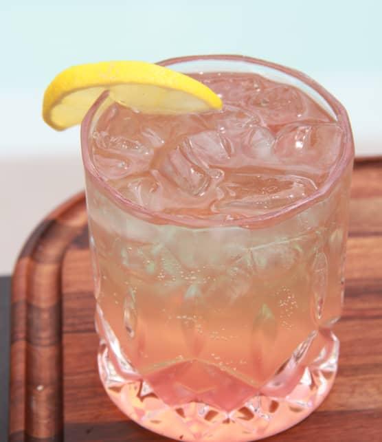 Limonade au bourbon