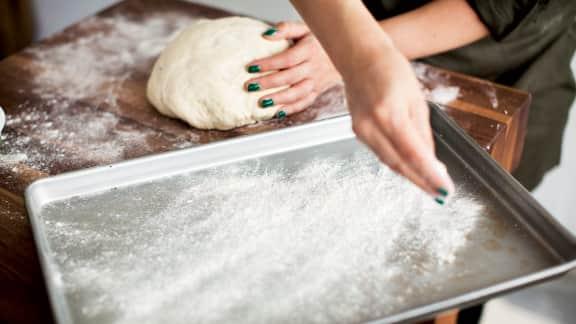 Faire lever la pâte à nouveau