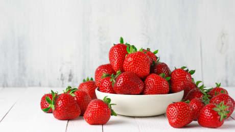 Comment congeler les fraises en fin de saison