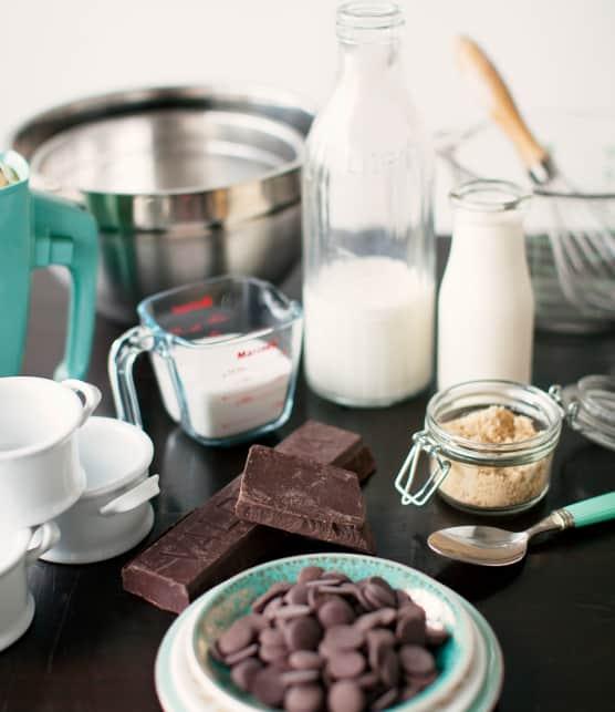 Comment faire une crème brûlée au chocolat