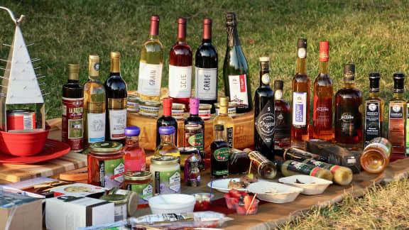 Les fêtes gourmandes Desjardins de Neuville