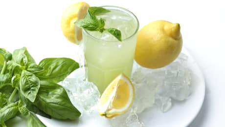 TOP : 5 recettes rafraîchissantes au citron