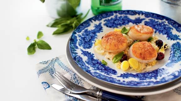 TOP : Cuisinez les pétoncles avec ces 10 recettes savoureuses