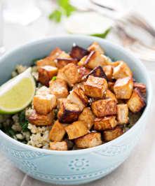 Tofu et tempeh