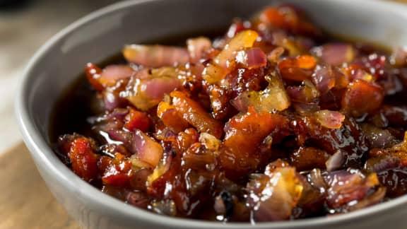 confiture de bacon