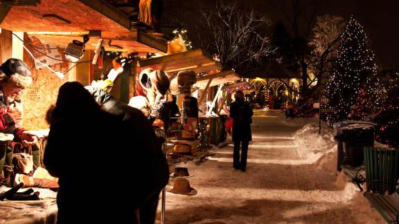 Marché de Noël et des traditions de Longueuil