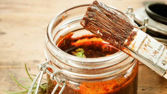 Sauces, salsas et marinades