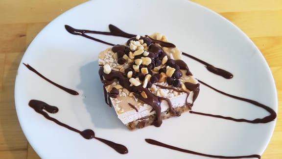 Gâteau au « fauxmage »