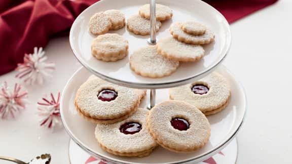 TOP : 8 recettes de biscuits pour le père Noël