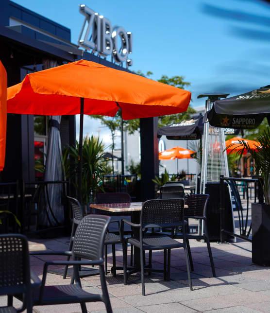 8 restaurants avec une belle terrasse pour profiter de l'été en toute sécurité