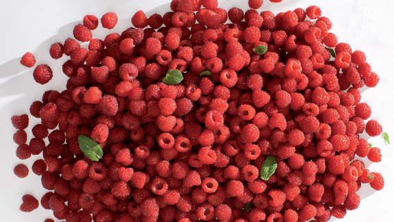 Petit fruit de saison : redécouvrez la framboise!
