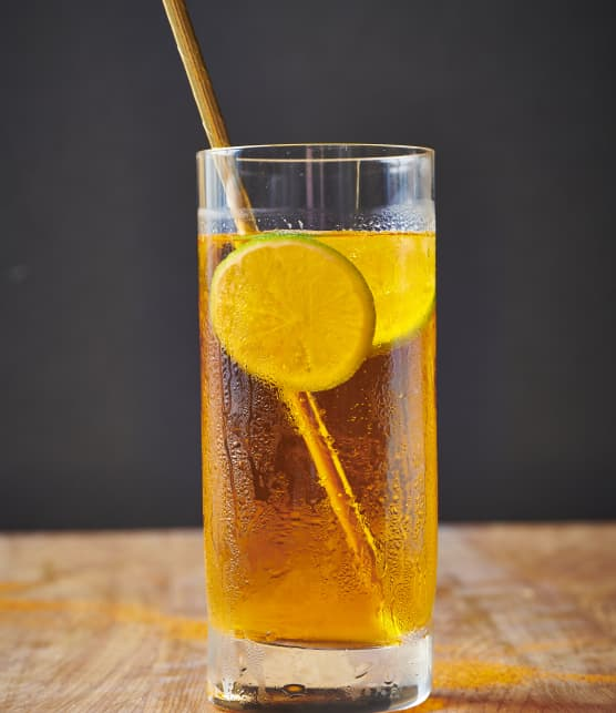 Rhum cola champagne