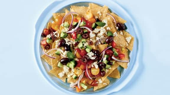 TOP : 5 recettes de nachos qui décoiffent!
