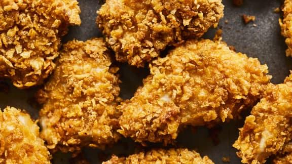 Pépites de poulet