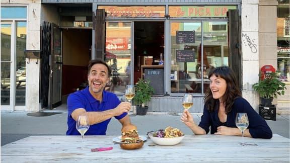 Un nouveau resto-bar de quartier visité par les équipes de Coups de food