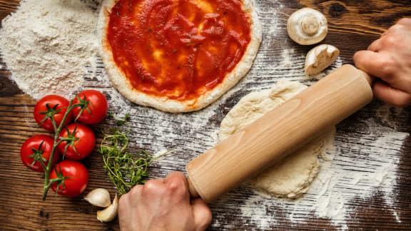TOP : 10 recettes de pizzas à découvrir