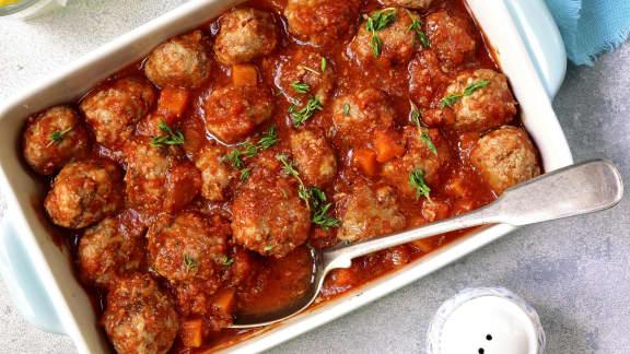 TOP : nos 10 meilleures recettes de boulettes de viande