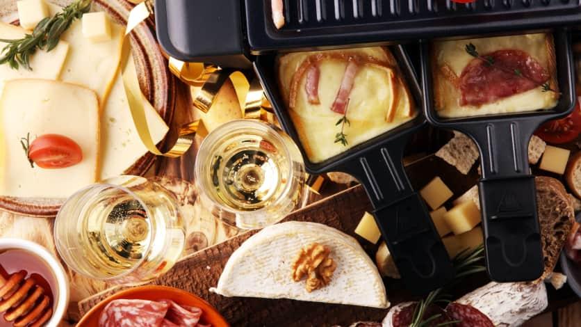 Festin de raclette