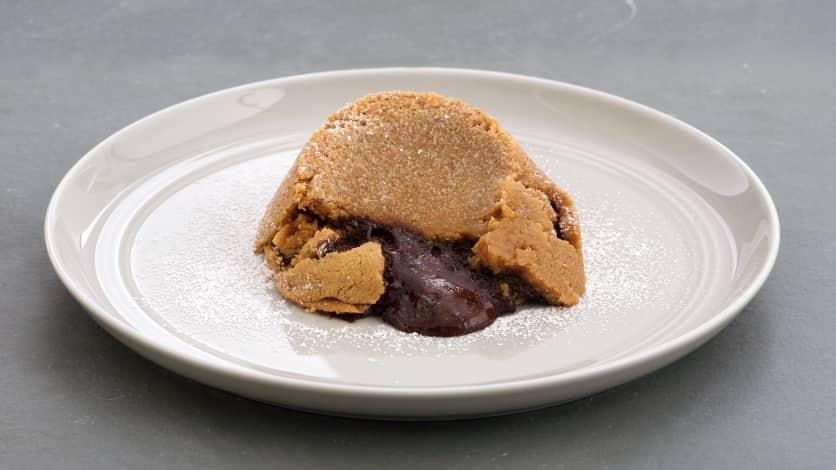 Gâteaux-biscuits au chocolat et au pain d'épices
