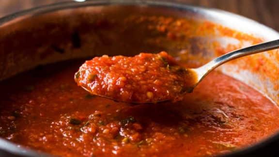 TOP : Nos meilleures recettes de sauce tomate