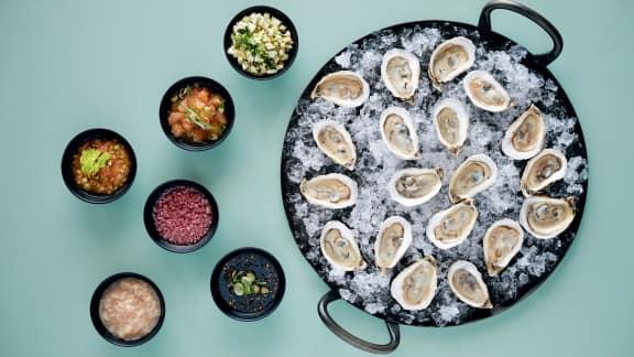TOP : 8 sauces mignonettes pour une partie huîtres réussie
