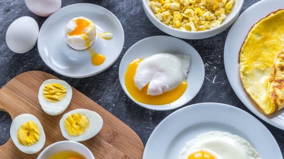 7 Facons De Faire Cuire Un Oeuf Foodlavie