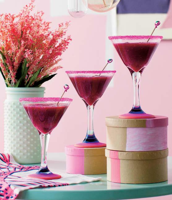 Le martini des champs