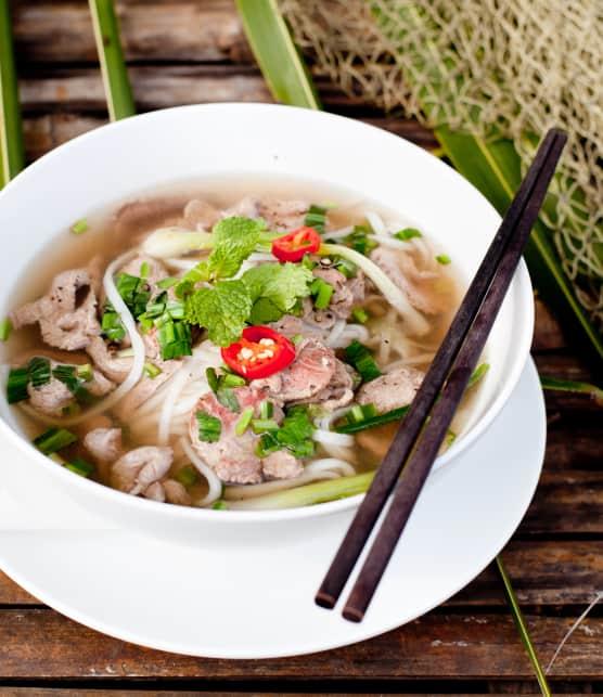 soupe tonkinoise (pho)