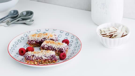TOP : 10 recettes pour cuisiner les framboises de l'entrée au dessert