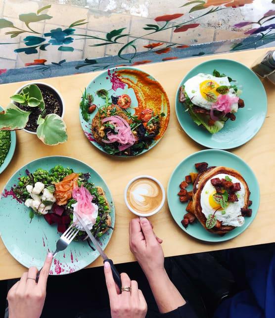 Des restaurants où déguster un copieux brunch à Montréal