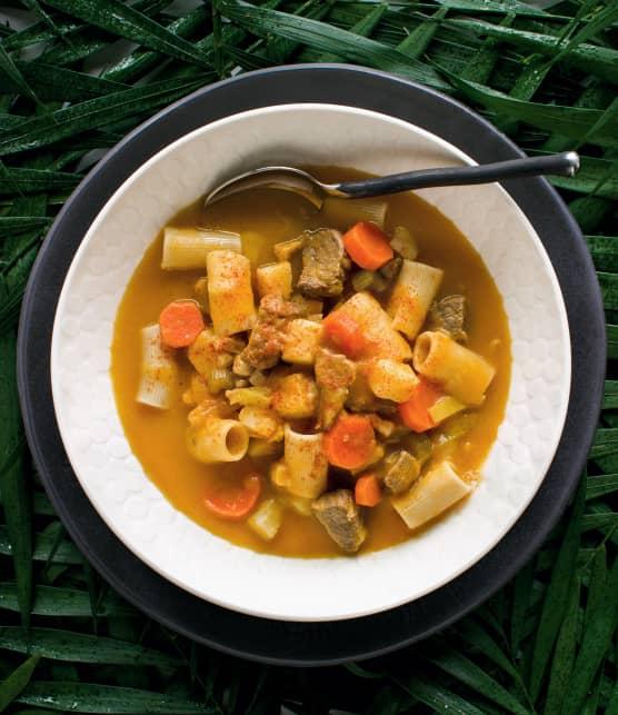 soupe giraumon