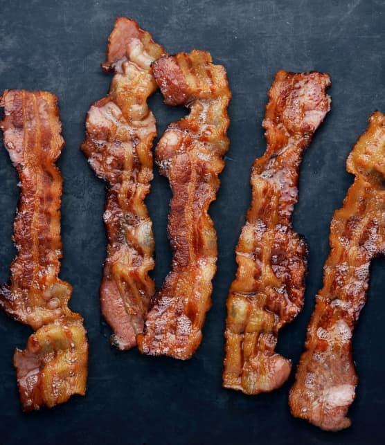 TOP : Nos meilleures recettes avec du bacon