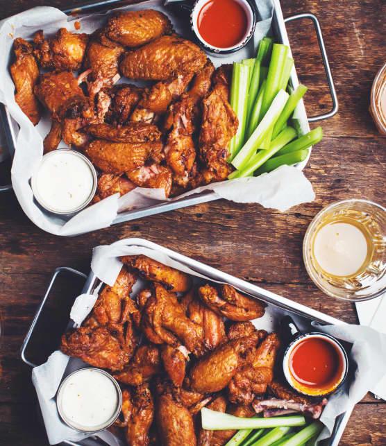 Comment faire des ailes de poulet croustillantes au four selon Samuel Joubert