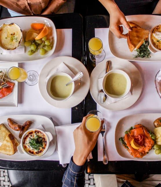 Happening Gourmand: 10 bons restos où manger à rabais dans le Vieux-Montréal