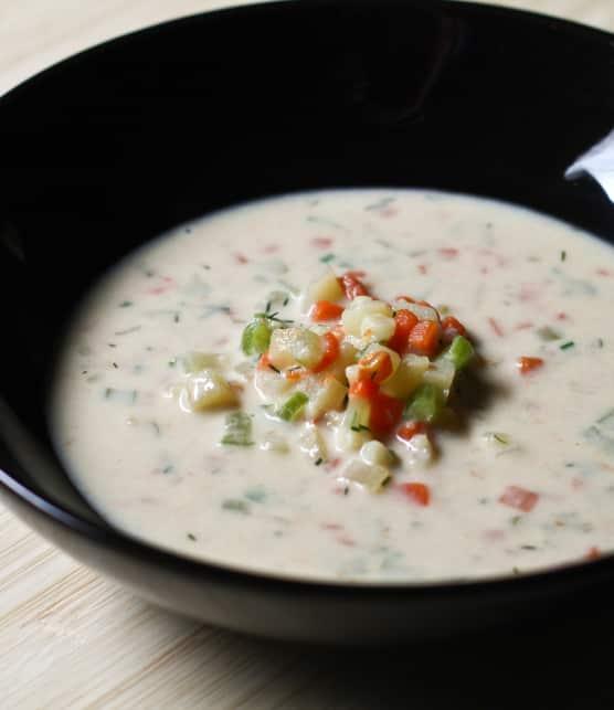 Comment faire une soupe au lait à la russe