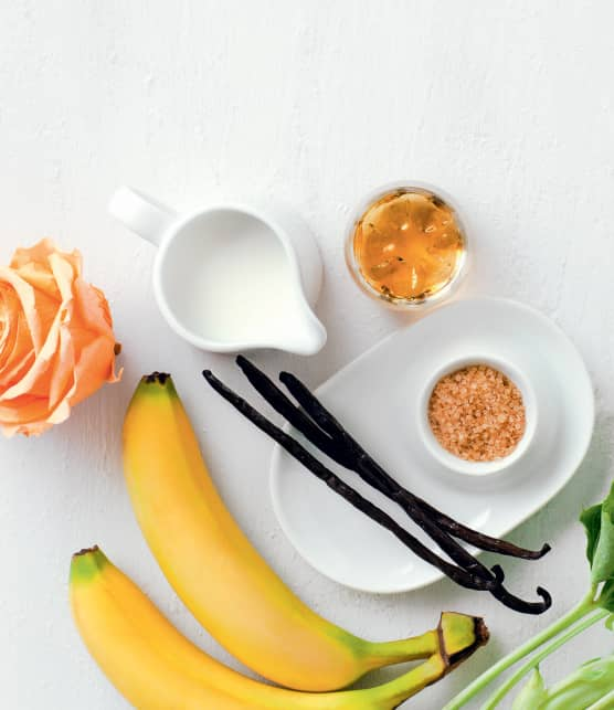 TOP : Des recettes de desserts aux bananes surprenantes!