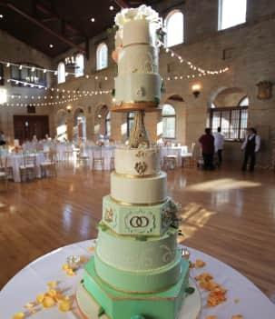 Le gâteau de mes rêves