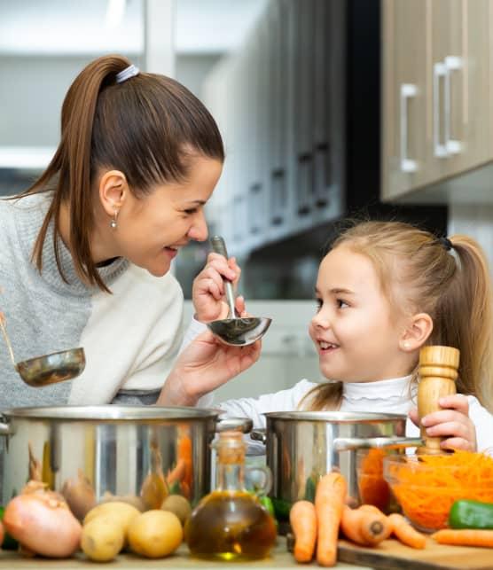5 astuces faciles pour améliorer vos soupes