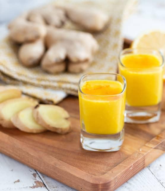 10 bienfaits de la consommation du gingembre sur la santé