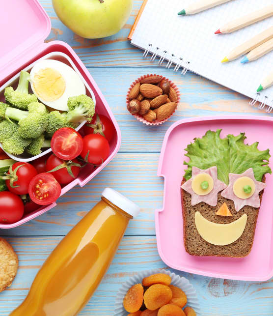 6 astuces pour gagner du temps dans la préparation des lunchs