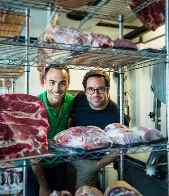 Bloopers Coups de food avec Benoît Roberge