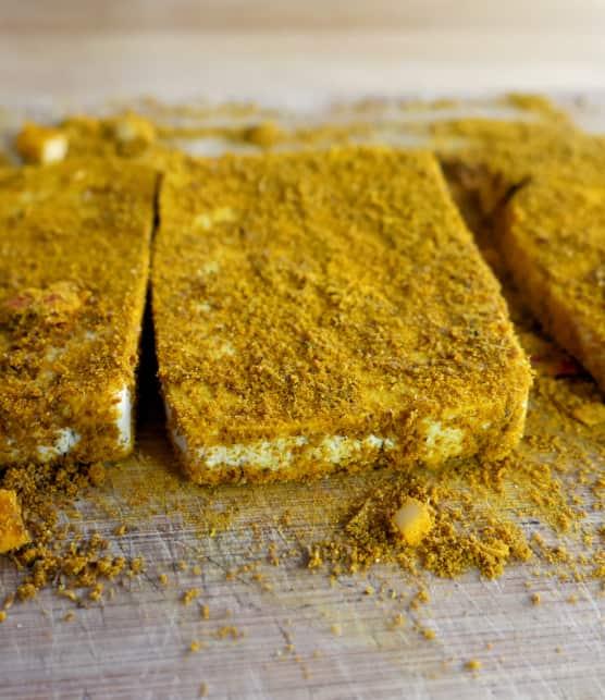 Marinade sèche pour tofu