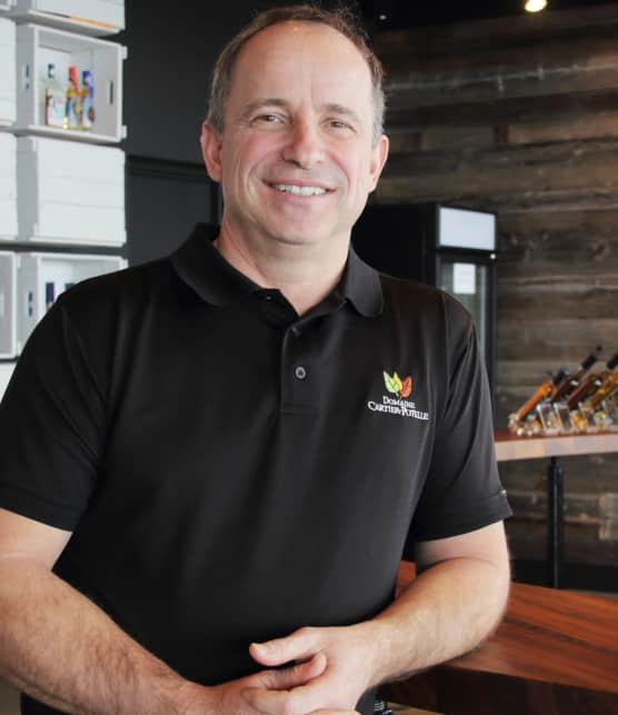 Rencontrez Jean-Pierre Potelle, producteur de cidre et de vin