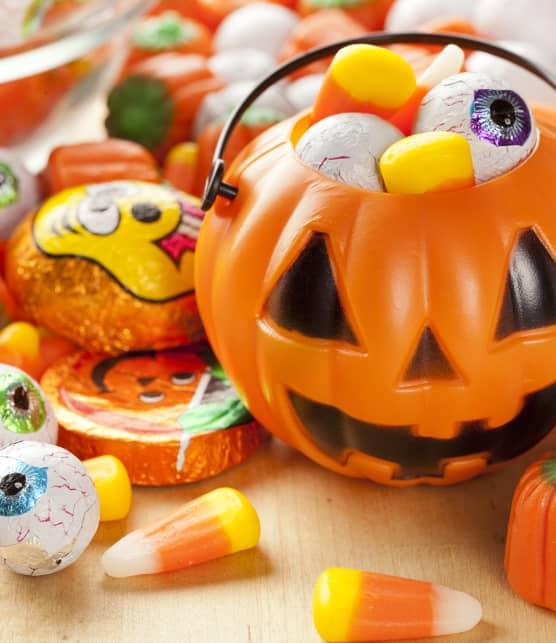 5 boîtes d'Halloween pour une chasse aux bonbons en famille
